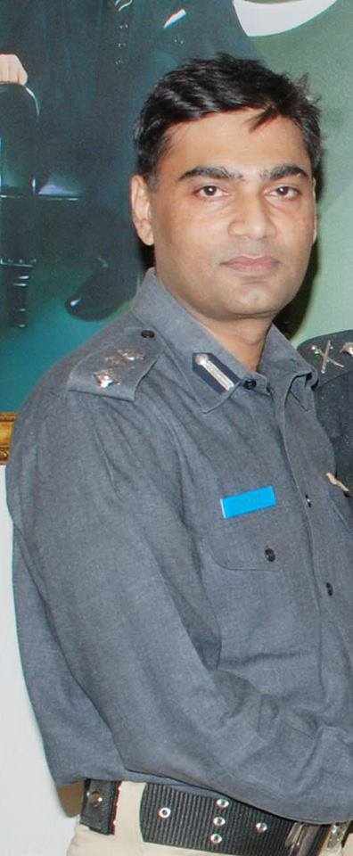 DIG Operations, Fayyaz Sumbal's File Picture