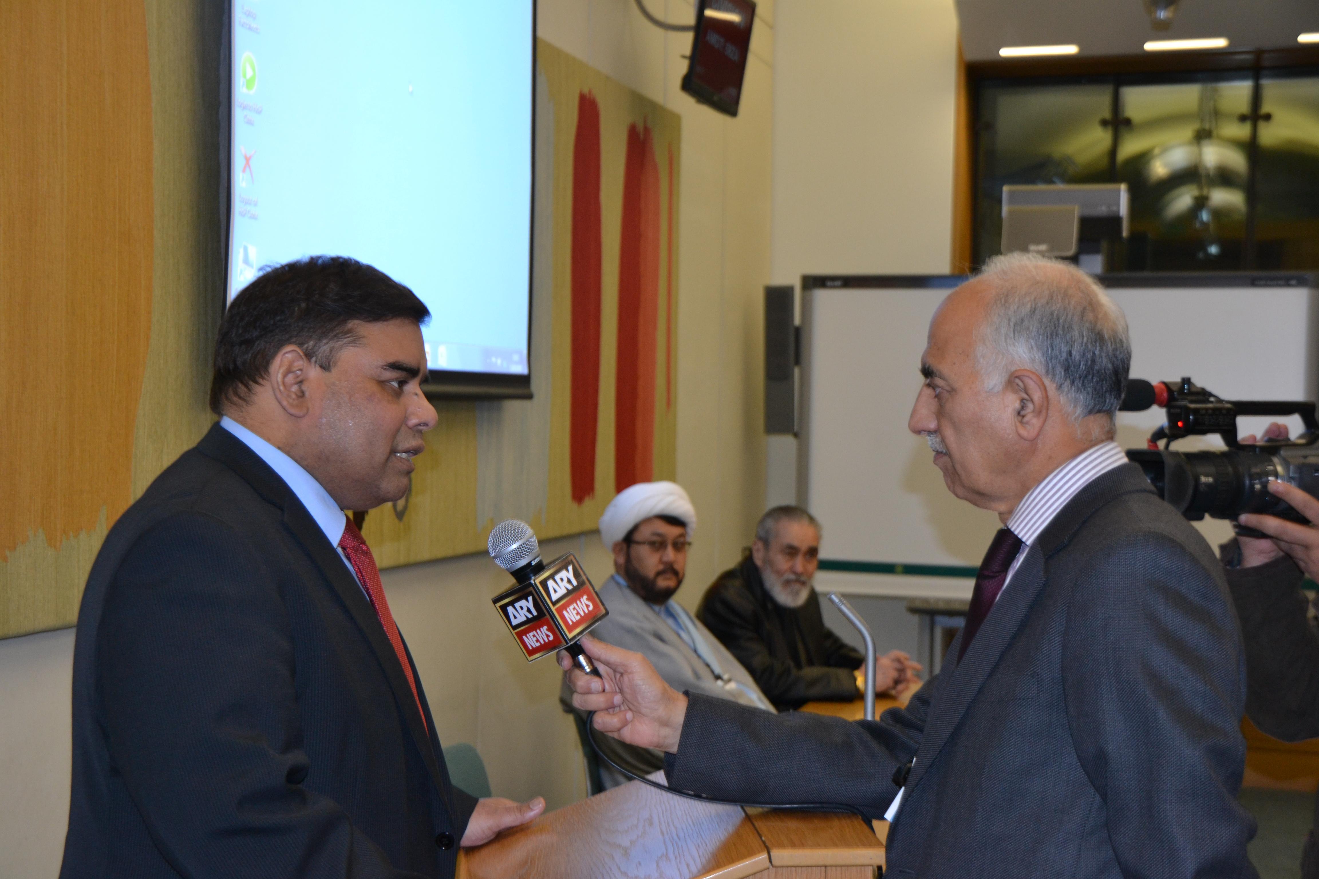 Khalid Mehmood (Labour MP)