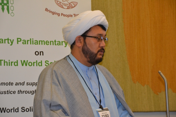Haji Sadiqzada (Representative of Ayatullah Mohaqiq Kabuli for Europe, Canada, America and Australia)