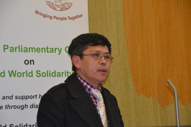 Sadiq Noyan (Former President - Hazara Community Milton Keynes)