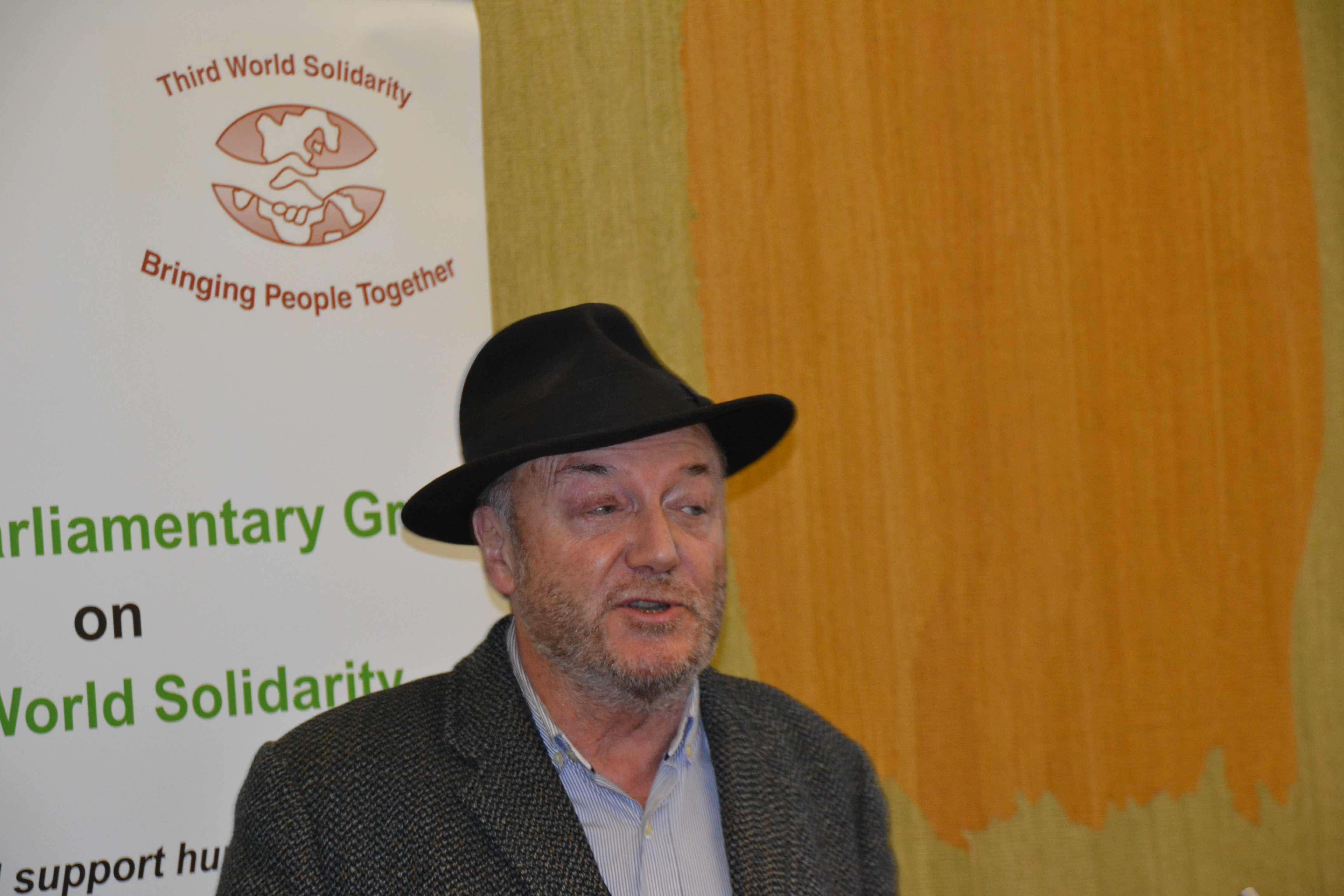 George Galloway (Chairman - Respect Party)