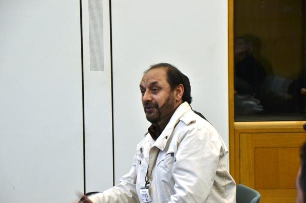 Syed Ashfaq Shah (United Muslim Organisation)