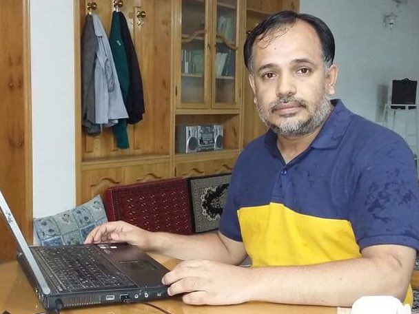 Khurram Zaki (File Picture)